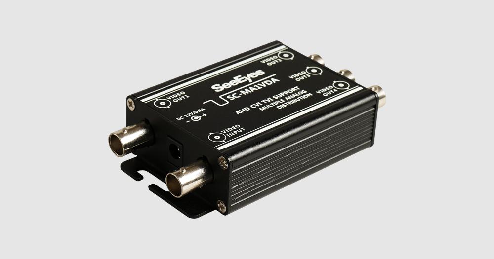【新品・JSS製(日本防犯システム)】PF-EB023AHD/CVBS対応映像4分配器ご注文後のキャンセル、返品、交換は出来ません。
