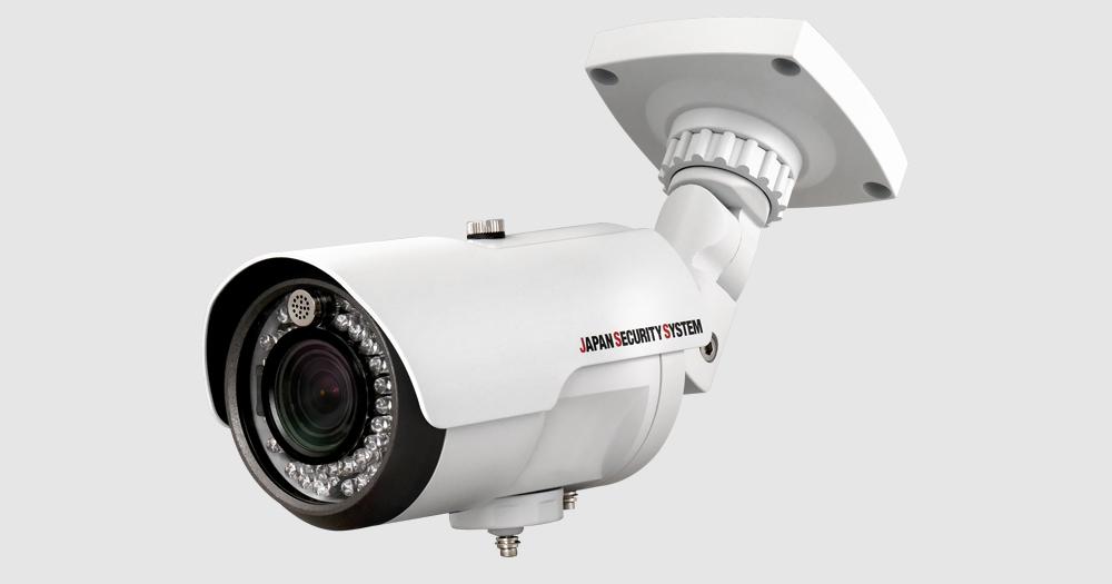 【新品・JSS製(日本防犯システム)】MADE IN JAPAN  JS-CA1120AHD対応2.2メガピクセル蜘蛛の巣ガード機能搭載屋外ワンケーブルIRカメラご注文後のキャンセル、返品、交換は出来ません。