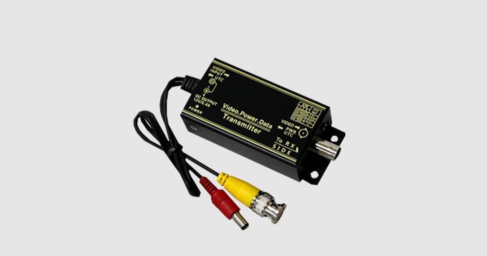 【新品・JSS製(日本防犯システム)】PF-EB026AHD ワンケーブルシステム(送信機)ご注文後のキャンセル、返品、交換は出来ません。