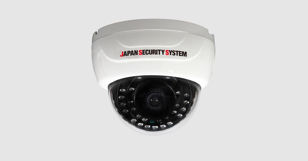 【新品・JSS製(日本防犯システム)】PF-AHD3121VAHD対応2.2メガピクセル屋内IRドームカメラご注文後のキャンセル、返品、交換は出来ません。