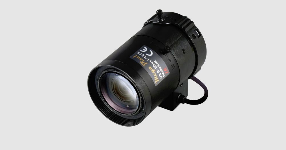【新品・JSS製(日本防犯システム)】PF-EC015J8~50mm デイナイト仕様 メガピクセルバリフォーカルレンズご注文後のキャンセル、返品、交換は出来ません。