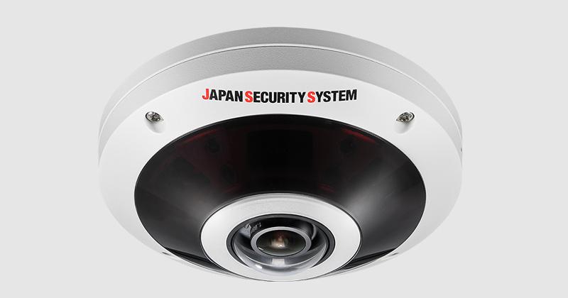 【新品・JSS製(日本防犯システム)】JS-CW1028 白 i-Vos全方位カメラ9メガピクセル 屋外IR全方位ネットワークカメラ防犯カメラ 監視カメラ ご注文後のキャンセル、返品、交換は出来ません。