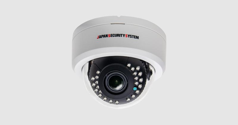 【新品・JSS製(日本防犯システム)】PF-CA4031i-Ris(AHD)カメラ アナログHD対応 5メガピクセル 屋内IRドーム型カメラご注文後のキャンセル、返品、交換は出来ません。