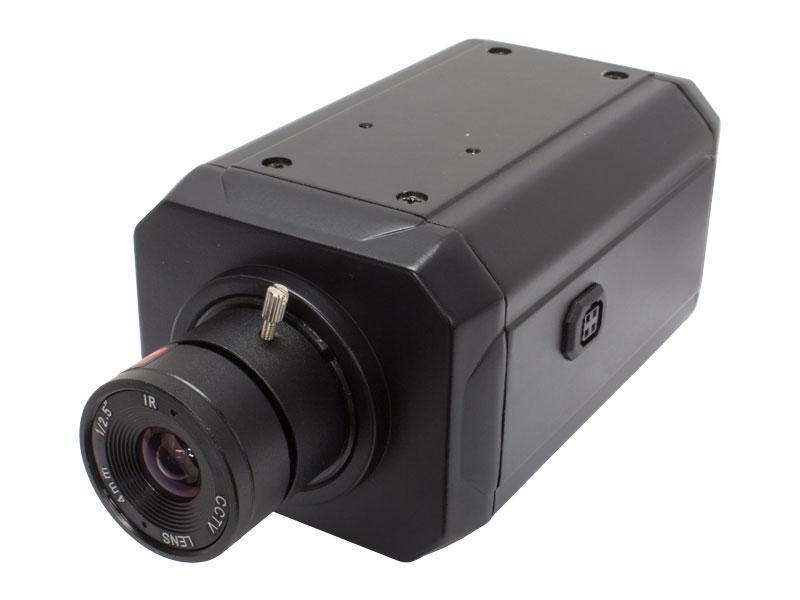 【新品・塚本無線】WTW-PBP520YE・IPカメラシリーズ 400万画素 屋内専用 スタンダードボックスカメラご注文後のキャンセル、返品、交換は出来ません。