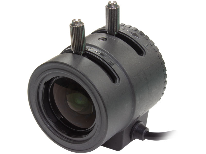 【新品・塚本無線】WTW-LZCA3611-8(800万画素)・4K 8MP対応 f´=3.6~11mm CSマウントオートアイリス ・バリフォーカルレンズ 発注商品の為ご注文後のキャンセル、返品、交換(初期不良以外)は出来ません。