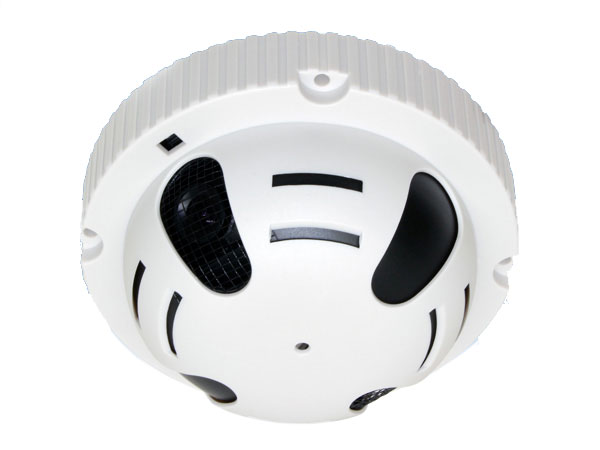 【新品・塚本無線】WTW-HMK35(電源アダプター付) ・HD-SDI/EX-SDI 屋内用 火災報知器仕様カメラ ご注文後のキャンセル、返品、交換は出来ません。