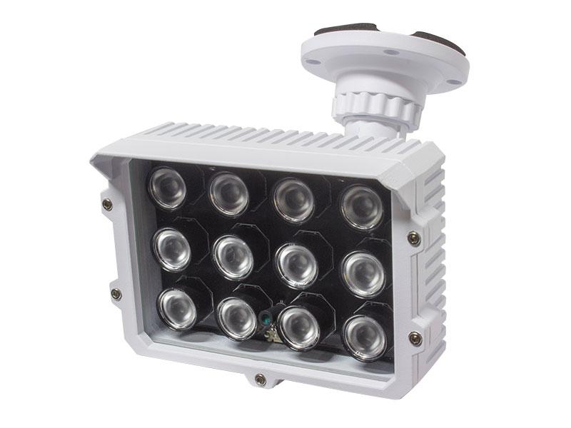 【新品・塚本無線】WTW-F12WM ・赤外線投光器(電源アダプター付) ・中距離掃射型 約50m掃射発注商品の為ご注文後のキャンセル、返品、交換(初期不良以外)は出来ません。