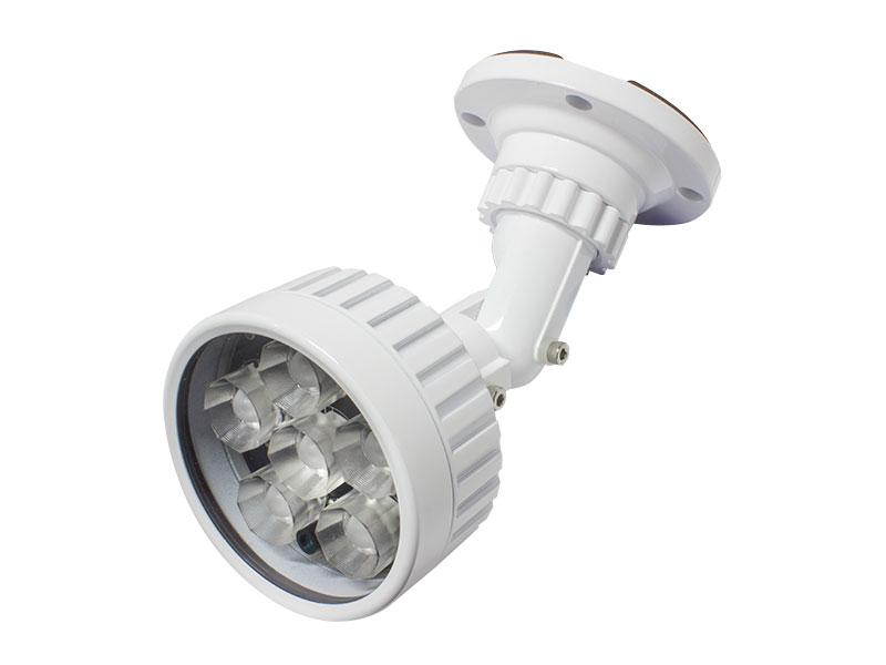 【新品・塚本無線】WTW-F6W ・赤外線投光器(電源アダプター付) ・中距離掃射型 約40m掃射発注商品の為ご注文後のキャンセル、返品、交換(初期不良以外)は出来ません。