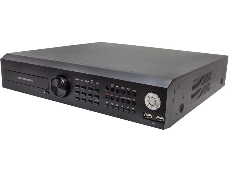【新品・塚本無線】WTW-DEAP519F-2TB・400万画素対応 SDI/IP/AHDハイブリッド 16ch対応 デジタルビデオレコーダー(DVR) ご注文後のキャンセル、返品、交換は出来ません。