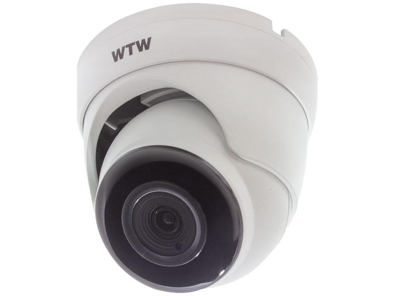 【新品・塚本無線】WTW-ADR46HW(電源アダプター付) 220万画素AHDシリーズ 屋外防滴仕様 小型赤外線ドームカメラ 発注商品の為ご注文後のキャンセル、返品、交換(初期不良以外)は出来ません。