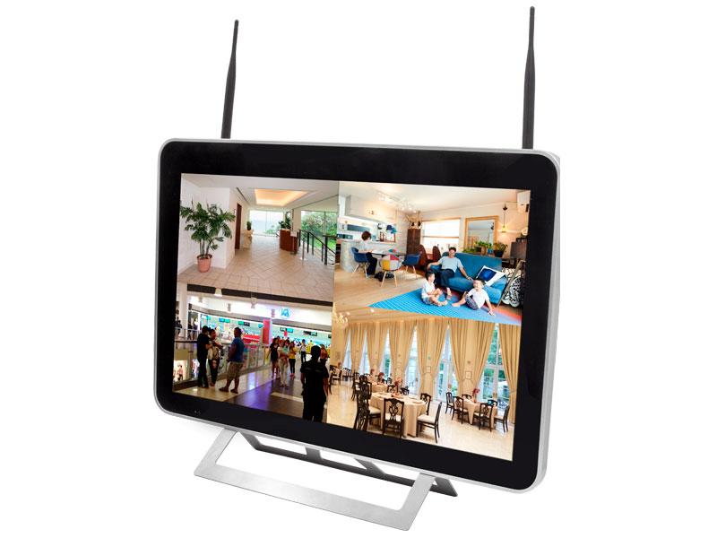 【新品・塚本無線】WTW-EG254LH-21-2TB IPカメラシリーズ用 21インチディスプレイ一体型ネットワークビデオレコーダー(Wi-Fi NVR) 4chモデルご注文後のキャンセル、返品、交換は出来ません。