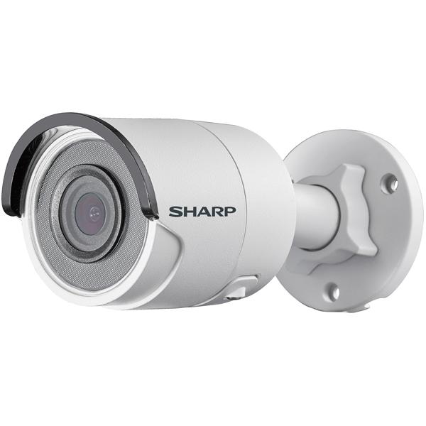 【新品・SHARP製】防犯カメラ 監視カメラ ネットワークカメラ IP67屋外対応 2メガピクセルバレットカメラ シャープ YK-B021C発注商品の為ご注文後のキャンセル、返品、交換(初期不良以外)は出来ません。