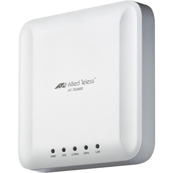 【新品・送料無料】1509R アライドテレシス AT-TQ4600 [IEEE802.11a/b/g/n/ac対応 無線LAN アクセスポイント、10/100/1000BASE-T x1(PoE-IN)ご注文後のキャンセル、返品、交換は出来ません。