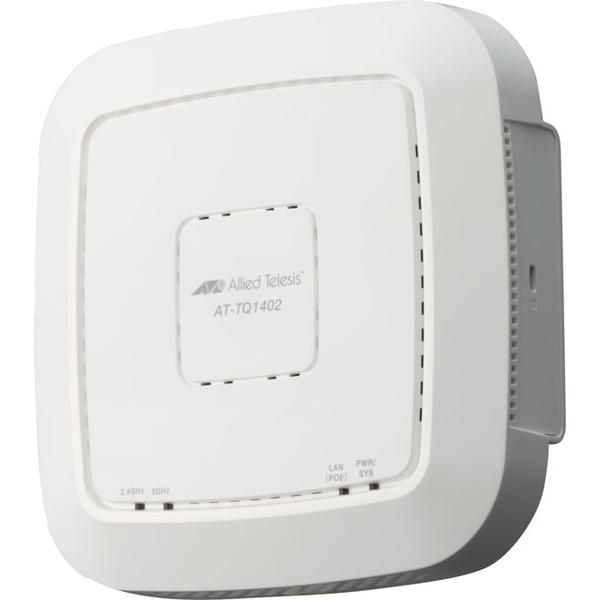【新品・送料無料】AT-TQ1402 [IEEE802.11a/b/g/n/ac対応 無線LANアクセスポイント、10/100/1000BASE-T(PoE-IN)x1] 4053 無線LAN 無線ルーター Wi-Fiご注文後のキャンセル、返品、交換は出来ません。