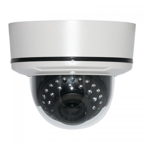 【ノーブランド】【高性能】【防犯カメラ】AHD 2.0MP 耐衝撃3軸調整機能 赤外線ドームカメラ アナログ出力が可能ご注文後のキャンセル、返品、交換は出来ません。