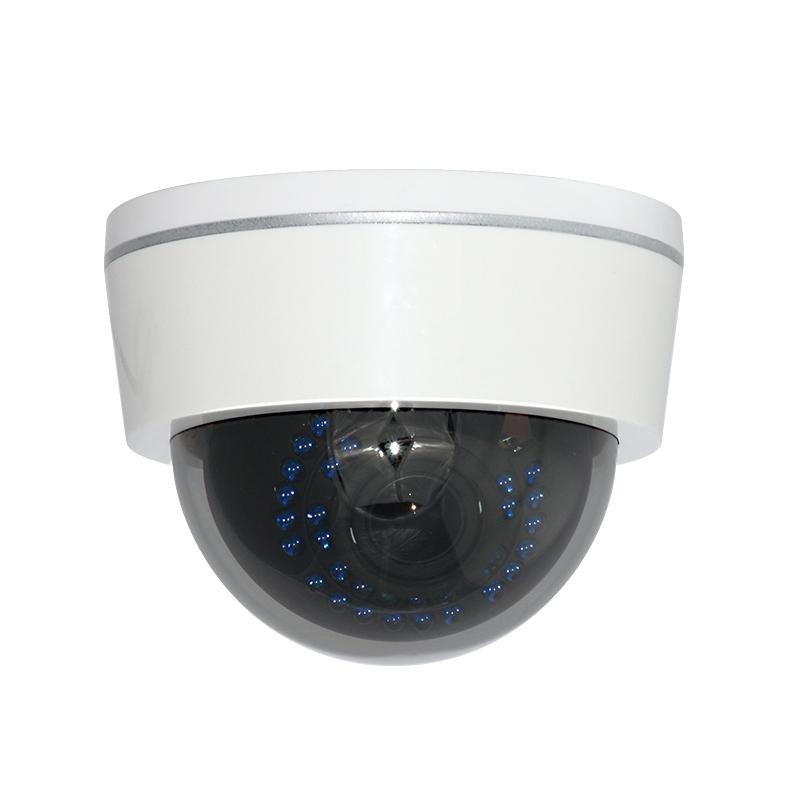【ノーブランド】【高性能】【防犯カメラ】AHD 2.0MP 屋内 赤外線ドームカメラ アナログ出力が可能ご注文後のキャンセル、返品、交換は出来ません。