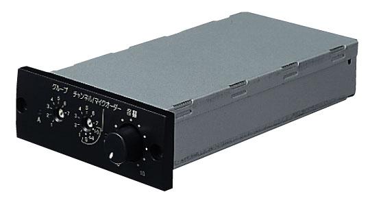 【新品】【UNI-PEX】BXシリーズオプションユニット DU-8200 800MHz帯 増設 ワイヤレスオプション ワイヤレスチューナー 構内放送 音響設備