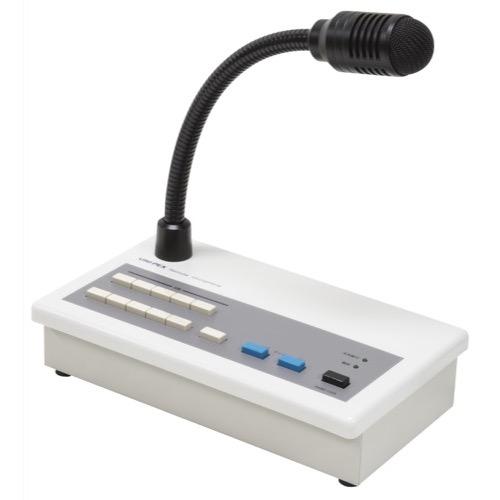 【新品】【UNI-PEX】リモートマイクロホン RMM-110A 一斉放送用マイク 構内放送 音響設備