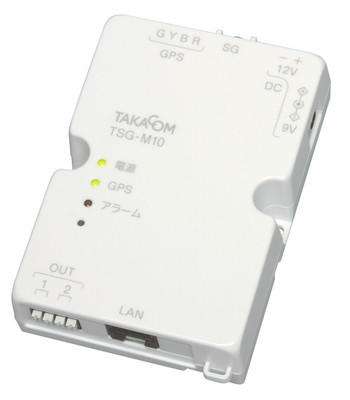 【新品】【UNI-PEX】TSG-M10 GPSタイムサーバー 構内放送 音響設備