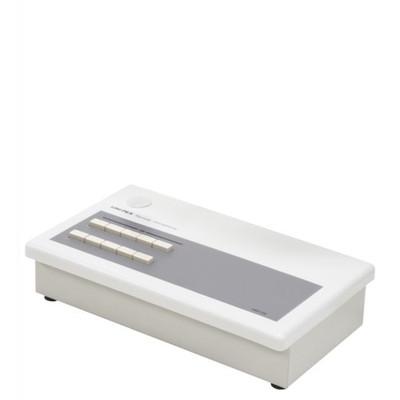 【新品】【UNI-PEX】RMZ-110 リモートマイクロホン増設用 構内放送 音響設備