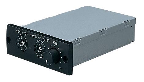 【新品】【UNI-PEX】SU-3000A ワイヤレスチューナーユニット 構内放送 音響設備