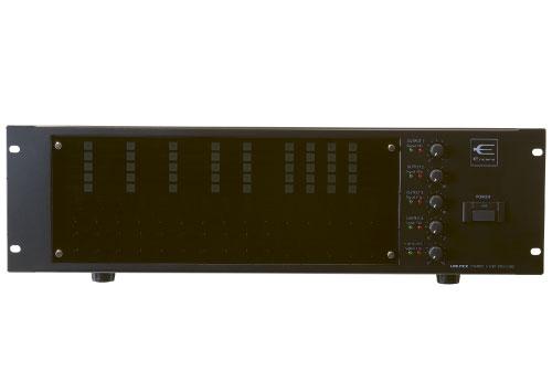 【新品】【UNI-PEX】Encoreシリーズ ENX-3300 グラフィックイコライザー 構内放送 音響設備