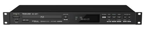 【新品】【UNI-PEX】プレイヤー/レコーダー BD-MP1 ブルーレイプレイヤー 構内放送 音響設備