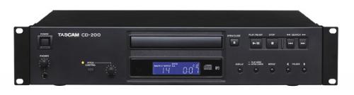 【新品】【UNI-PEX】プレイヤー/レコーダー CD-200 CDプレーヤー 構内放送 音響設備