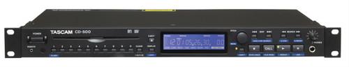 【新品】【UNI-PEX】プレイヤー/レコーダー CD-500 CDプレーヤー 構内放送 音響設備