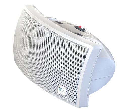 【新品】【UNI-PEX】FMS-60P コンパクト2ウェイスピーカー 構内放送 音響設備