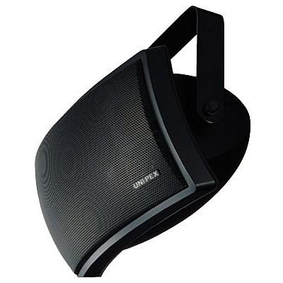 【新品】【UNI-PEX】 FWS-40T 防滴形2ウェイスピーカー 構内放送 音響設備