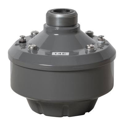 【新品】【UNI-PEX】P-1000 安全増防爆スピーカー 構内放送 音響設備