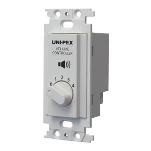 【新品】【UNI-PEX】AT-602B アッテネータ 構内放送 音響設備
