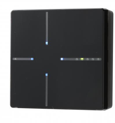 【新品・アツミ電氣製】非接触リモコンCS121-BL通信型 色:ブラック発注商品の為ご注文後のキャンセル、返品、交換(初期不良以外)は出来ません。