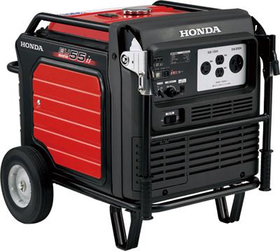【新品・アツミ(HONDA)電氣製】インバーター式発電機EU55isN(車輪あり)発注商品の為ご注文後のキャンセル、返品、交換(初期不良以外)は出来ません。