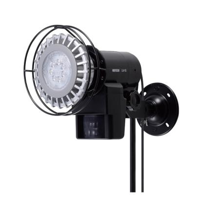 【新品・アツミ電氣(オプテックス)製】LEDセンサーライト 壁面取付型接点出力付発注商品の為ご注文後のキャンセル、返品、交換(初期不良以外)は出来ません。