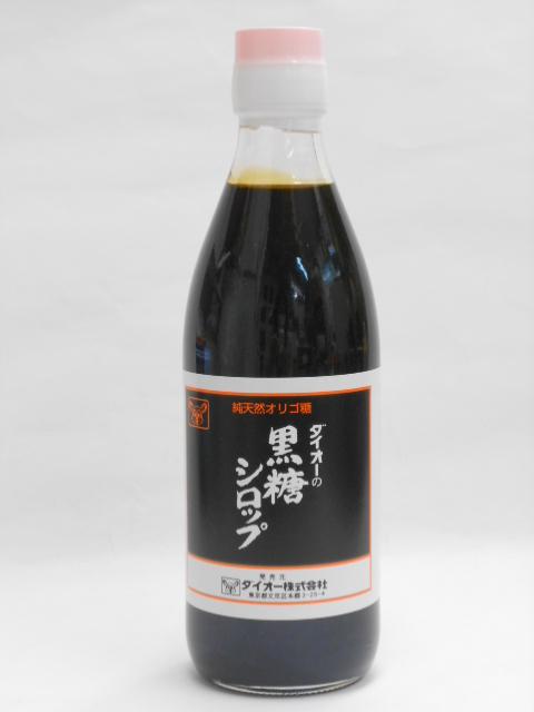 ダイオーの黒糖シロップ486g×6個送料代引料無料【smtb-k】【w1】