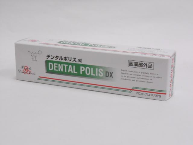 【医薬部外品】デンタルポリスDX80g12個
