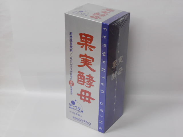 果実酵母(天然酵母飲料)565mlx3本