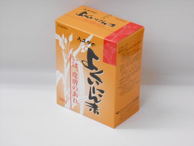 【第3類医薬品】ウチダよくいにん末(ヨクイニン末)300g10個送料無料【smtb-k】【w1】