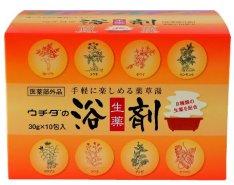 ウチダの浴剤30g×10包入×12個送料無料【smtb-k】【w1】