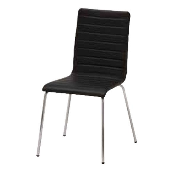 【2脚セット】ダイニングチェアのみ 2脚セット 食卓椅子 合成皮革 北欧家具 デザイン家具 送料無料[G2]【ne】