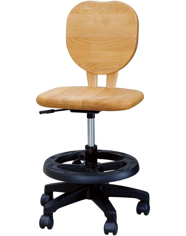 学習チェア 学習椅子 椅子 チェアー 日本製 木の温もりと環境に優しいチェア 自然塗料 健康家具 子ども 椅子 子供椅子 [G2] 【sm-200】 t003-m054-dkf-chapl