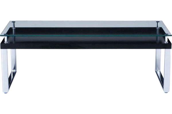 ダブトリビングテーブル コレクション ブラック/ホワイト 送料無料 【UR3】【ne】