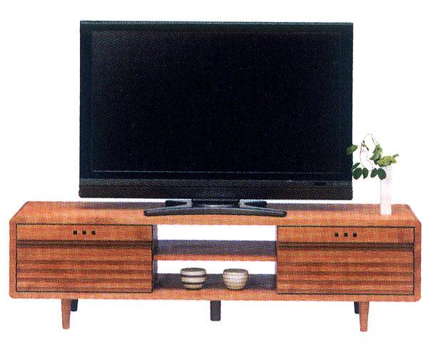 BOSCO ウッド グリーン マジック AVボード テレビ台 テレビボード ナチュラル色 幅145cm 送料無料  ボスコ TVボードTV台 北欧家具 AV-50904LOM000【sm】【P15】