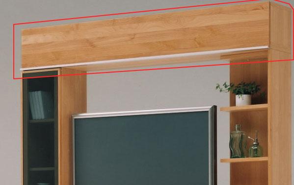 上棚 (リッツ 上棚) リビングボード ナチュラル 堀田木工 リッツ 日本製 送料無料  【PR1】[G2]【ne】