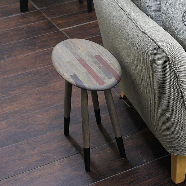 サイドテーブル 幅40cm 無垢材 テーブル 北欧家具 送料無料 【S3】 [G2]【ne】