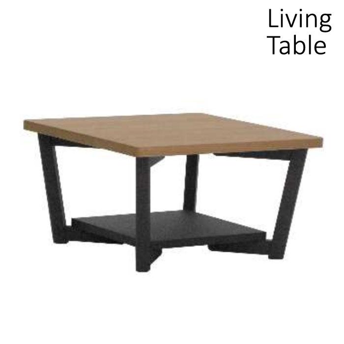 リビングテーブルのみ 幅68cm 天然木 棚板 棚付き オーク ベージュ ブラウン ブラック 組み合わせ自由 センターテーブル ローテーブル 机 つくえ ツクエ おしゃれ 北欧 モダン シンプル デザイン 送料無料【QSM-200】【JG】