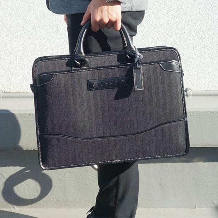ブリーフケース ビジネスバッグ 3層式 2WAY B4ファイル対応 キャリーオン機能 ビジネスバック 営業 出張 カバン 鞄 かばん バック 軽い 軽量 送料無料 PR10 男性 メンズ 父の日 おすすめ かっこいい さらに特典付き 【QSM-100】
