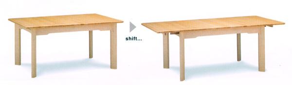 【ふるさと割】 ハンススティーグ、ラウンクハー 伸長式テーブル【QSM-260】, FASHIONMARKET:a3f7b836 --- canoncity.azurewebsites.net